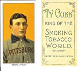 1909 #T206 Honus Wagner Piedmont Pittsburg Rookie Card IMT 1995 Wagner Estate , CMG - Mint Condition Ships in a brand new Holder ! Made popular by Wayne Gret... rookie card picture