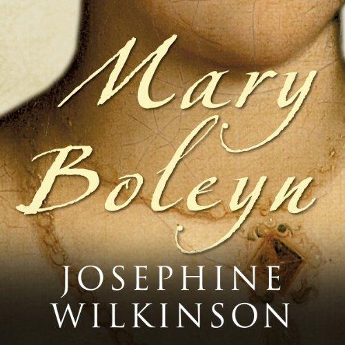 Mary Boleyn audiobook cover art
