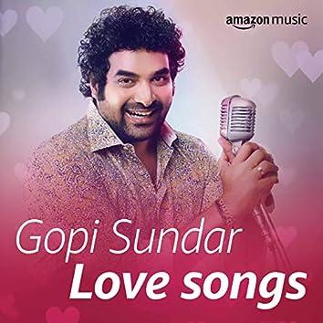 Gopi Sundar Love Songs (Malayalam)