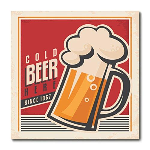 Placa Decorativa - Cerveja - 0630plmk