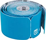 StrengthTape Kinesiology Tape, Precut Roll, 5M, Light Blue, Premium Kinesio Tape That Provides Support and Stability During Sports