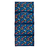 Wildkin Kids Vinyl Nap Mat for Boys & Girls, Measures 48 X 19 Inches Rest Mat for Kids, Ideal for Daycare & Preschool, Perfect for Classroom, Home & Travel Nap Mats, BPA-Free (Jurassic Dinosaurs)
