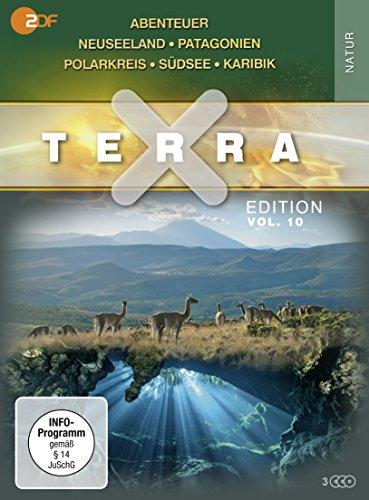 Terra X - Edition Vol. 10 [3 DVDs]