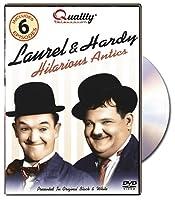Laurel & Hardy: Hilarious Antics [DVD]