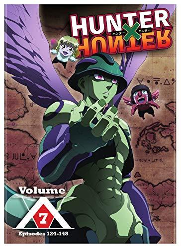 Hunter X Hunter: Set 7 (2 Dvd) [Edizione: Stati Uniti]