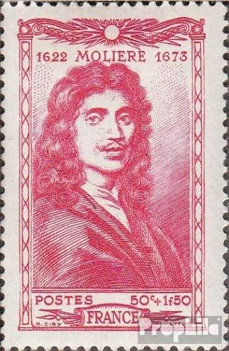 Prophila Collection Frankreich Mi.-Nr.: 624 1944 Berühmte Franzosen (Briefmarken für Sammler)