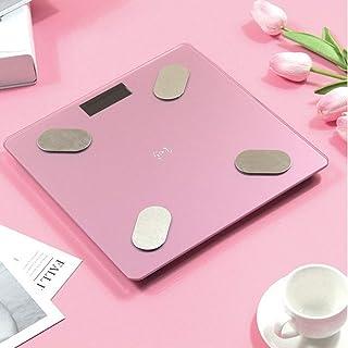 Básculas de baño Usb Peso Electrónico Recargable Led Peso Digital Balanza De Piso App Scientific Smart Body Fat Scale
