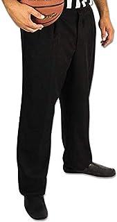 CHAMPRO Ref BBPR1AB34 - Pantalón de baloncesto (poliéster, 86,3 cm), color negro