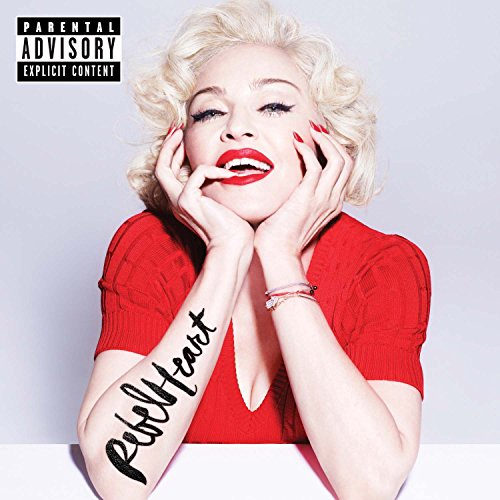 Madonna: Rebel Heart (Audio CD)