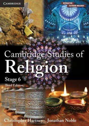 Cambridge Studies of Religion Stage 6
