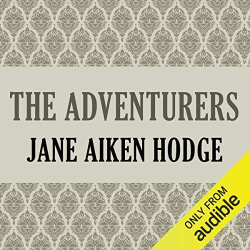 The Adventurers audiobook cover art