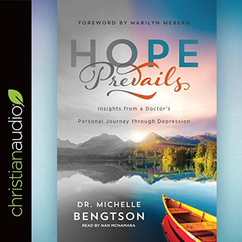 Hope Prevails audiobook cover art