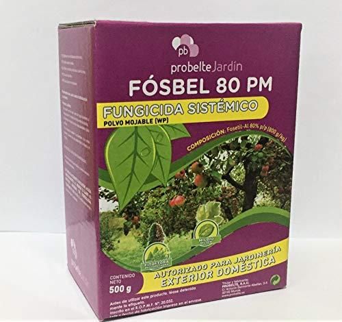 Fungicida Sistémico Fósbel 80 PM (Fosetil-Aluminio 80%) 500 g