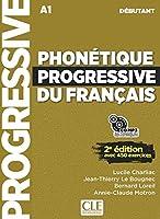Phonétique progressive du français. Niveau débutant. Schuelerbuch + mp3-CD