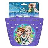 Disney Niños Bicicleta Cesta Frozen, más Colores, S