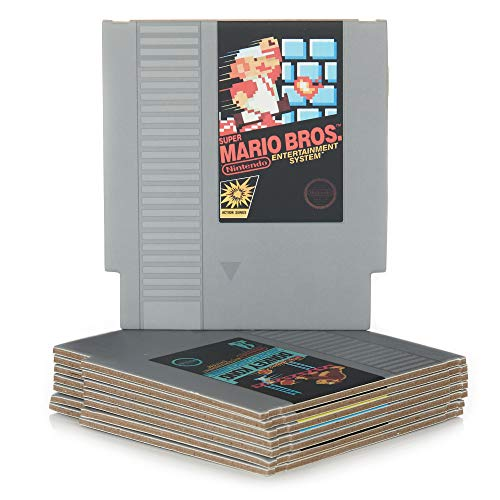 Retro NES Cartridge Coasters