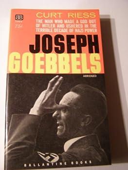 Mass Market Paperback Joseph Goebbels: A biography Book