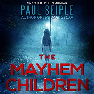 The Mayhem Children audiobook cover art