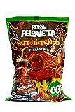 Pelon eta hot Intenso Bolsa de 18 - Xtra Hot Duro Duro Tamarindo Dulce relleno de chile en polvo...