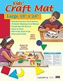 Best Craft Mats - Counter Art Craft Mat, 24 by 18-Inch Review