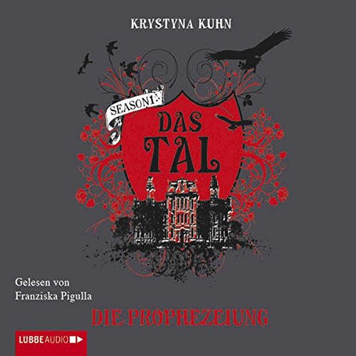 Die Prophezeiung audiobook cover art