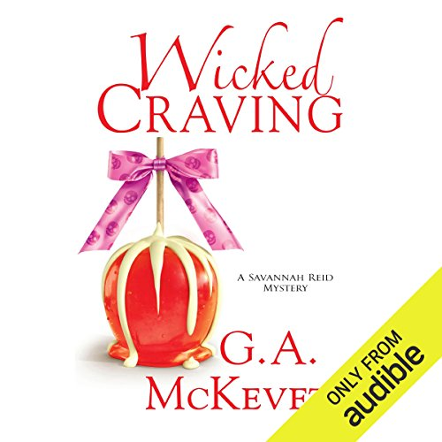 Wicked Craving audiobook cover art