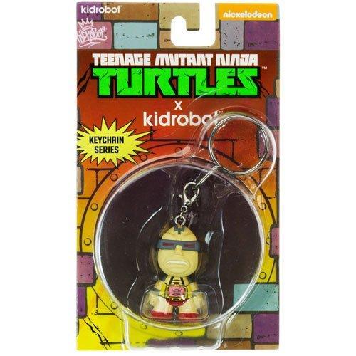 Teenage Mutant Ninja Turtles Krang Mini Trading Figur Schlüsselanhänger