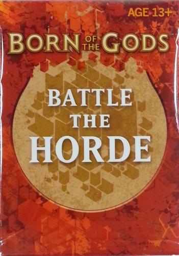 Magic The Gathering - 332463 - Jeu De Cartes - The Big Battle The Horde - Challenge Deck - C6