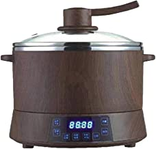 Rice Cooker Multi Smart Stew Programmable 4L Digital Food Steamer Low Removal Sugar Grain Maker Stainless Steel Double Int...