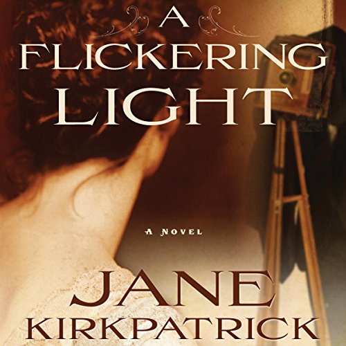 A Flickering Light audiobook cover art