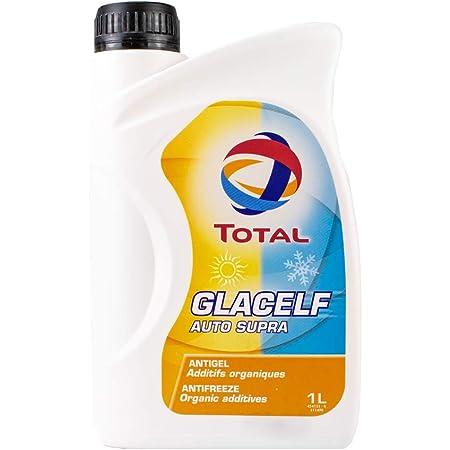 Total Glacelf Auto Supra Kühlmittel Konzentriert 1 Liter Auto