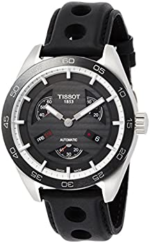 Tissot PRS 516 Automatic Black Dial Men's Watch