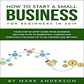 How to Start a Small Business for Beginners in 2019 cover art