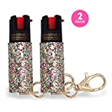 super-cute pepper spray Keychain for Women