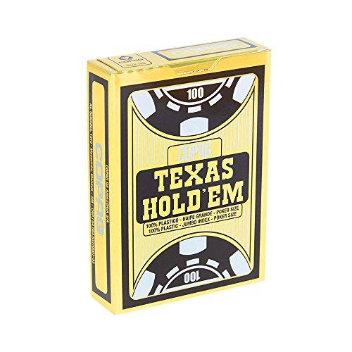 Baralho Texas Hold'em Poker Size Naipe - Copag