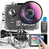 Yarber AR01 8K 20MP Action Cam