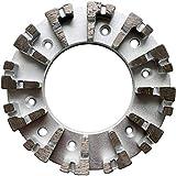 LXDIAMOND Disco de lijado de diamante de 150 mm, para fresadora de renovación Protool Festool Renofix RG 150 - RGP 150 - Cabezal de herramienta DIA HARD-RG 150 mm