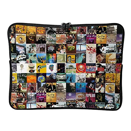 Laptop Bags Vintage Movies Background Novelty Regular Lightweight - Laptop Sleeves Suitable for Business Trip White 15 Zoll