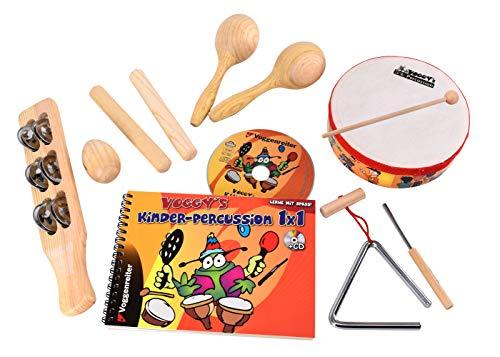 Voggenreiter 526 - Voggy\'s Kinder-Percussion-Set