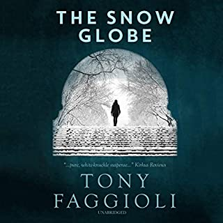 The Snow Globe audiobook cover art
