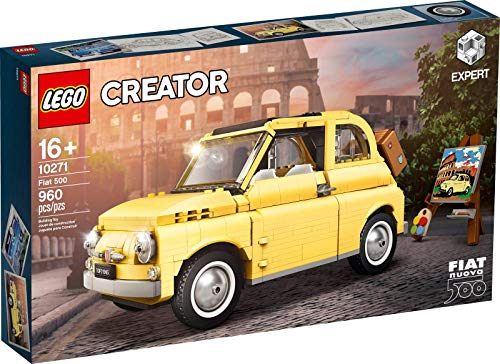 LEGO(レゴ) クリエイターエキスパート FIAT 500(フィアット)10271