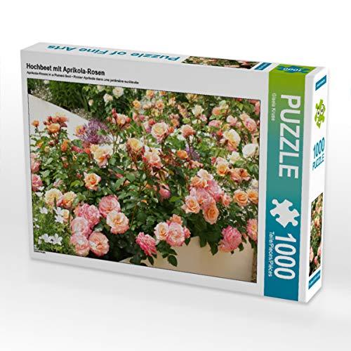 CALVENDO Puzzle Hochbeet mit...