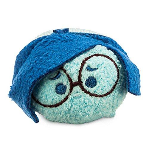 Tsum Tsum Inside Out Tristeza Stuffed Animal de peluche 3,5