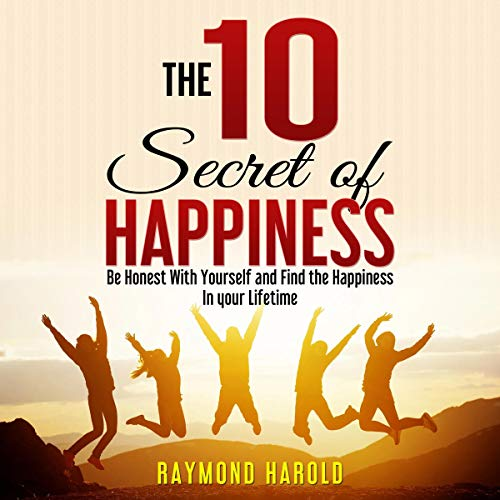 The 10 Secret of Happiness cover art