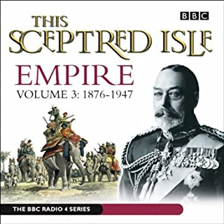 This Sceptred Isle audiobook cover art