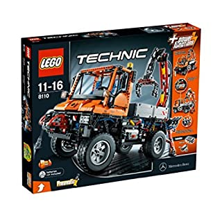 LEGO Technic 8110 - Unimog U400 (B004OT2WKO) | Amazon price tracker / tracking, Amazon price history charts, Amazon price watches, Amazon price drop alerts
