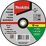 Makita P-53073–Disco di taglio in pietra, 115mm x 1.0mm