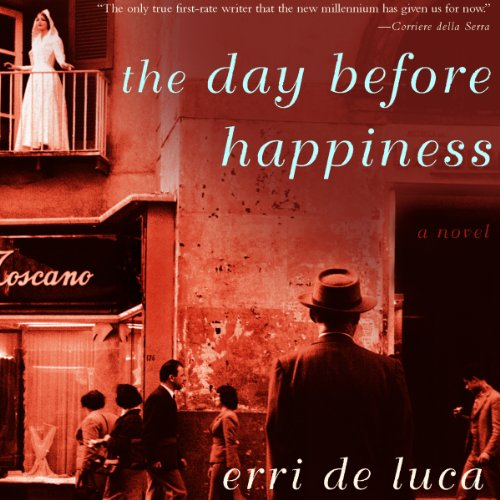 The Day Before Happiness audiobook cover art