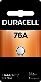 Duracell - 76A 1.5V Specialty Alkaline Battery - long lasting battery - 1 count