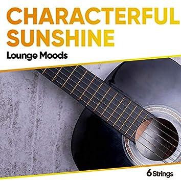 Characterful Sunshine Lounge Moods